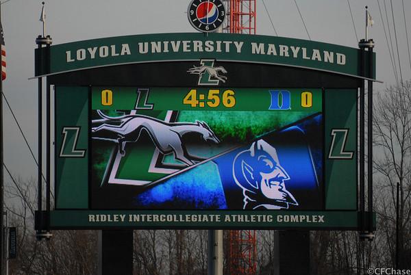 Loyola v Duke 03.09.14