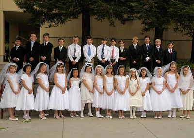 2011 First Holy Communion