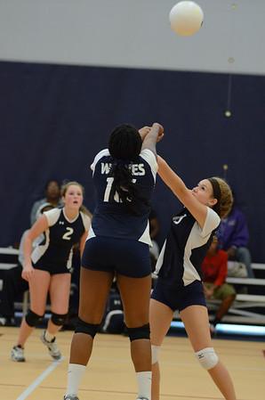 Oswego East Girls Volleyball Season 2013