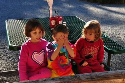 2010-10-01 - Camping at Normandy Farms