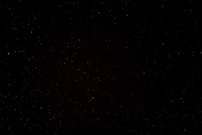 Gum 51 Nebula (not visible) - 22/7/2012 (Processed stack)