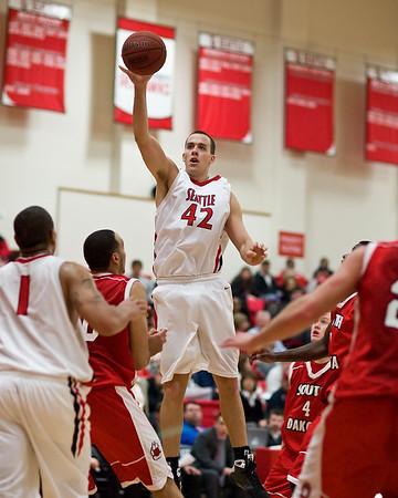 Mens Basketball February 14, 2009