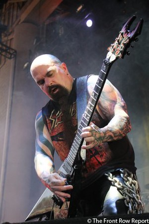 Slayer @ Mayhem 2012