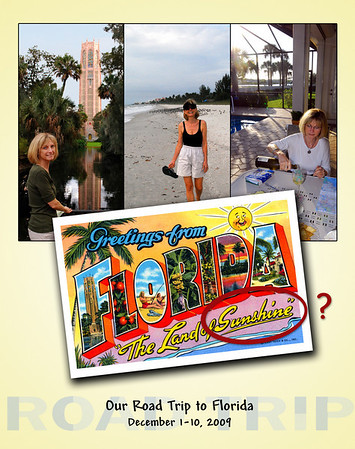 2009 - Florida Road Trip