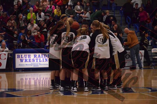 2013 Girls Varsity Bradley Vs Cleveland