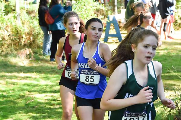 Girls 4 2019 Woods Trail Run 2019-10-05