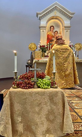 Blessing of the Grapes