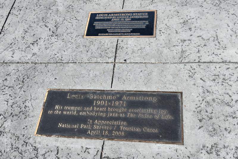 Armstrong Park; New Orleans Jazz National Historical Park