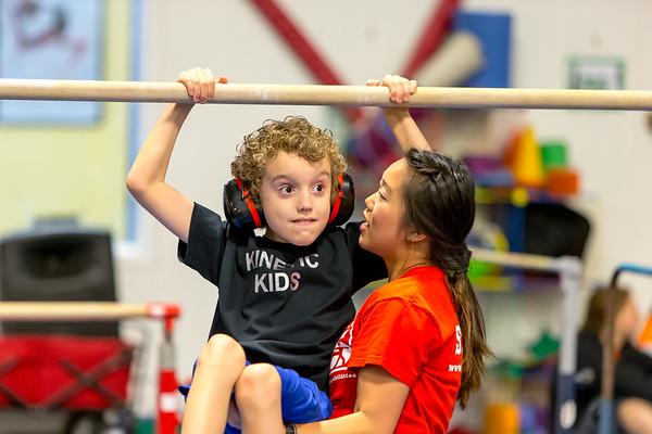 Alamo Heights Gymnastics Academy Winter Finale