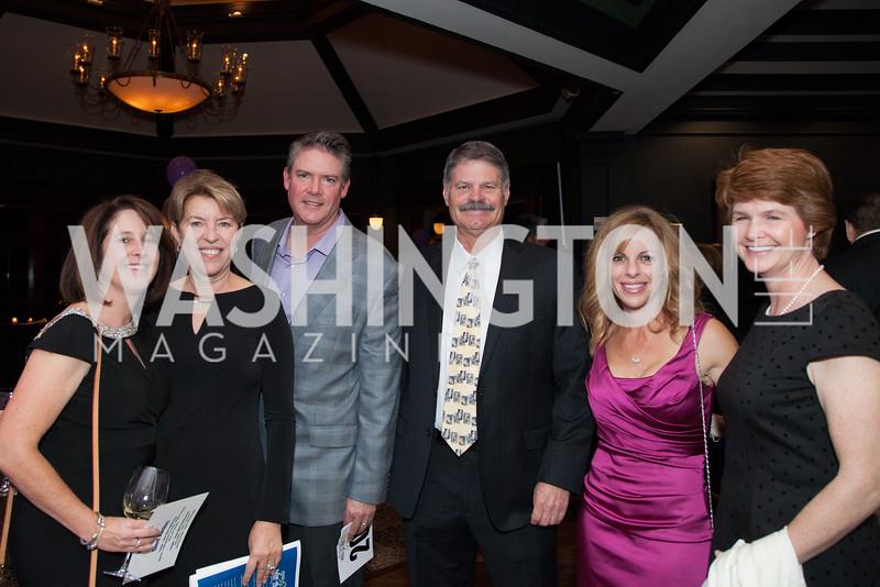 Susan Rosenberg, Penny Hollopeter, Sean Kelly, Dave Hollopeter, Amy Kelly, Jeanne Angelini