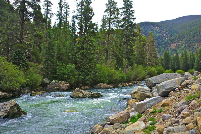 Taylor River, CO