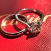 0.78ct Round Brilliant Diamond Bridal Set by Cartier 23