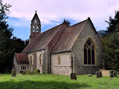 St Mary, Church of England, Pyrton, OX49 5AW