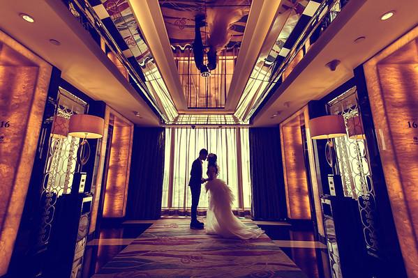 KENG+DOROTHY PRE-WEDDING MACAU