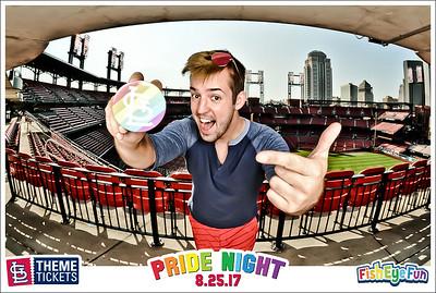 8.25.17 - Pride Night