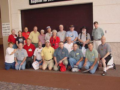 Huntsville Hamfest - 2005
