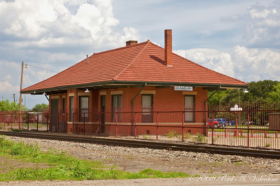 Granbury TX Depot 08-29-08