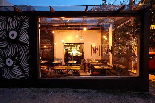 Sub Estúdio -  Bar e restaurante Tigre Cego