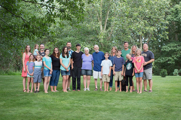 Denning Family Party
