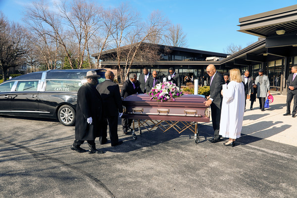 Highlight Images - Cynthia Ann Crusoe Garber Funeral Service