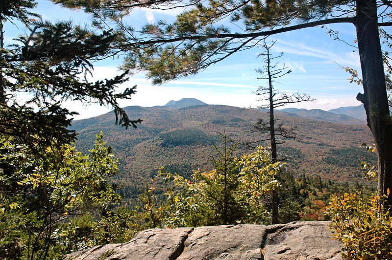 Albany NH - Boulder Loop Trail -  Picture Frame
