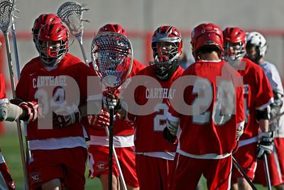 5/1/2013 - Carthage vs. Lowville - Lowville High School, Lowville, NY