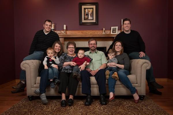 Hoffman Family 2015