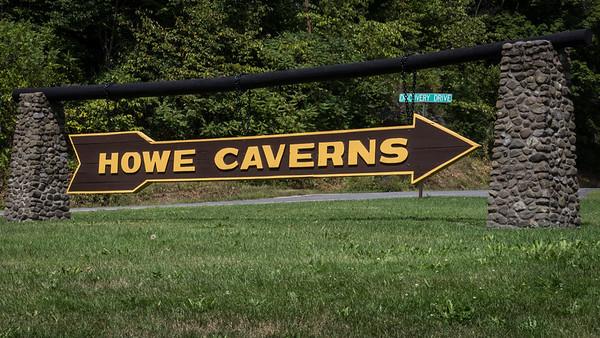 Howe Caverns 2015