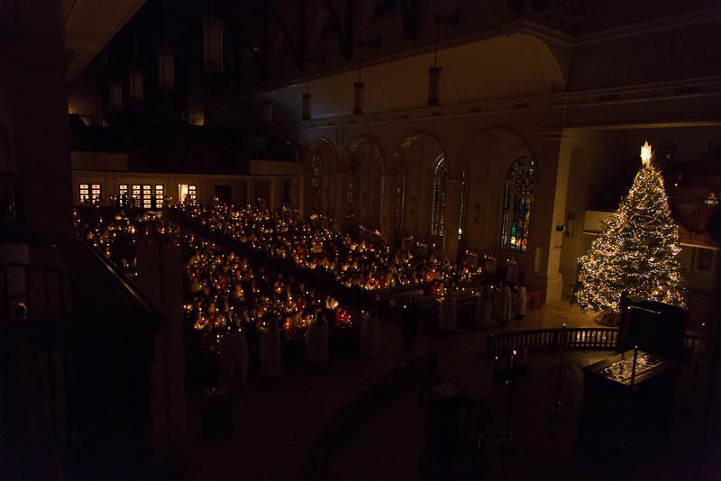12.06 Carols by Candlelight