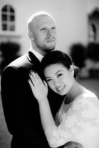 Geoffrey and Christina Wedding