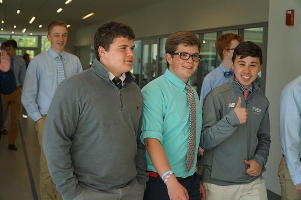 Sophomore Convocation