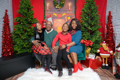Taiye Family Christmas 2020