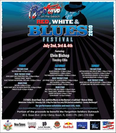 Red White Blues Festival 070210