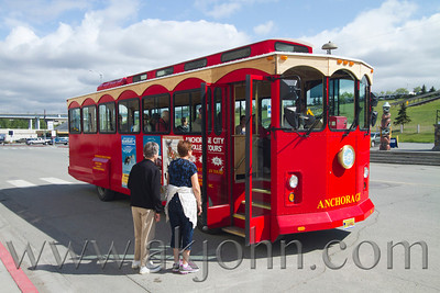 ALASKA TROLLEY PROOFS