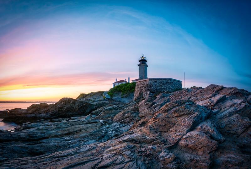 Lighthouses of Rhode Island