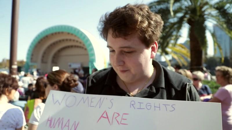 Women's March on Washington _ Orlando.mp4
