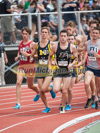 BIG10 5K Men Gallery 1 - 2015 Big Ten Outdoor
