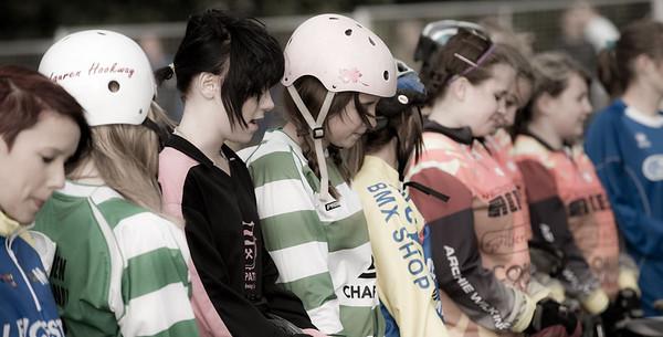 BRITISH INDIVIDUAL FINALS WOMEN AUGUST 2010
