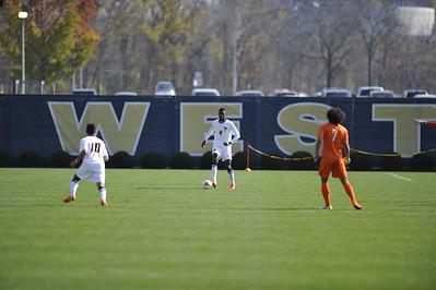 30287_WVU Men's Soccer vs. Bowling Green