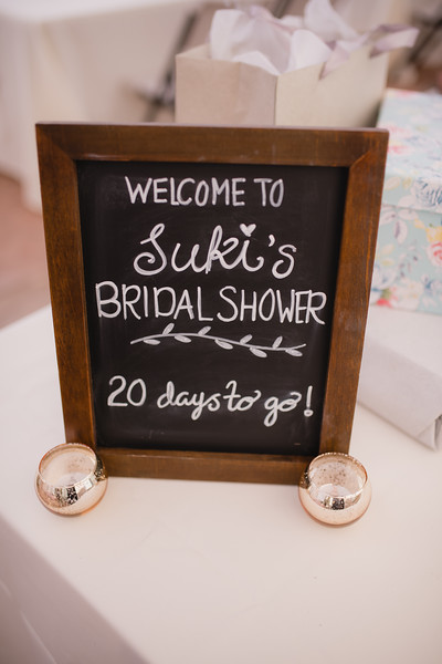 Suki Bridal Shower
