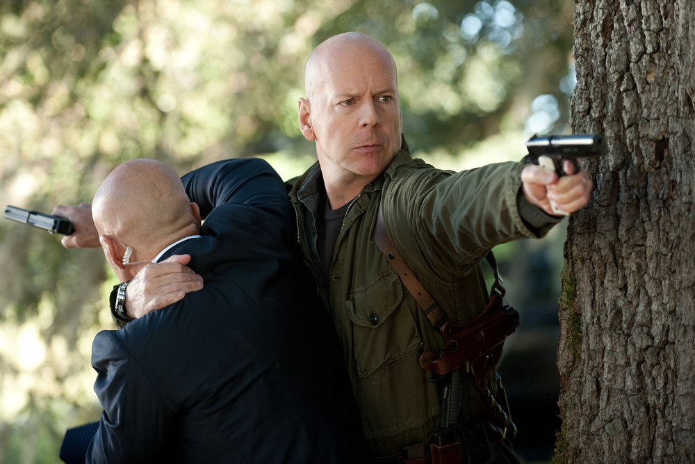 Description of . Bruce Willis plays Colton in G.I. JOE: RETALIATION, from Paramount Pictures, MGM, and Skydance Productions. (Jaimie Trueblood/Paramount Pictures)