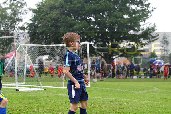 Under 7's Premiership at Drighlington gala 2018