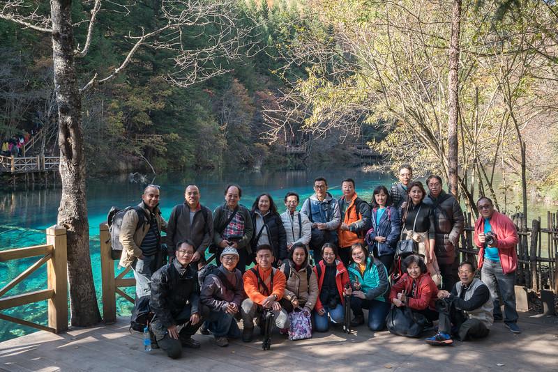 Jiuzhaigou 2015