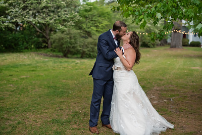 Jennifer & Randy's wedding
