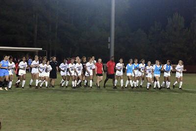 Women's Soccer vs Gardner Webb