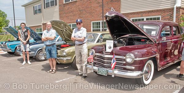 Danbury Senior Living Car Show 2021