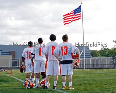 Boys Lacrosse Yorktown 4/28/11