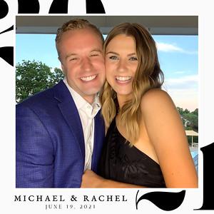 Michael + Rachel Wedding
