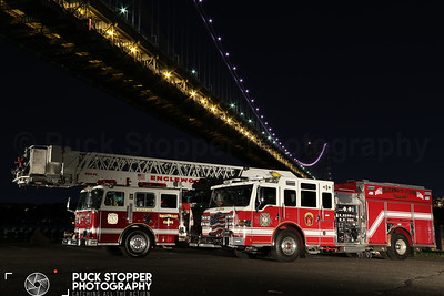 Apparatus Shoot - GWB, Fort Lee, NJ - 10/13/18