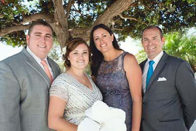 R&G Wedding Family  2014